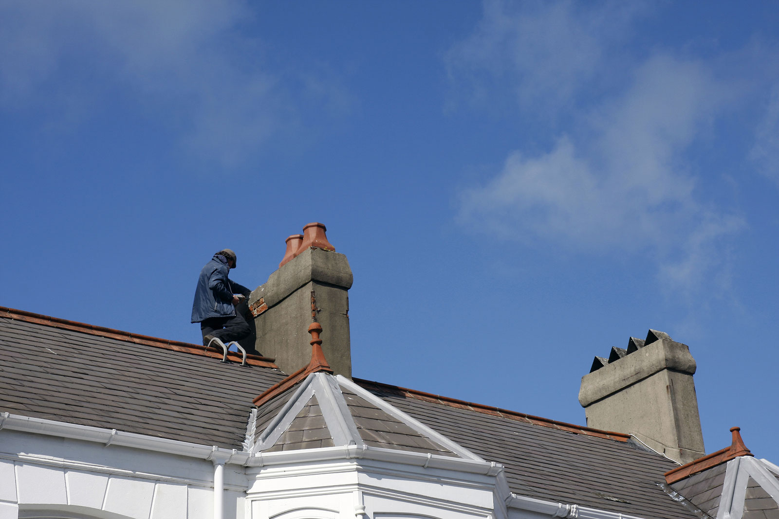 Chimney Repairs Leamington Spa